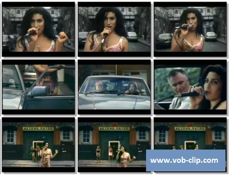 Amy Winehouse - Fuck My Pumps (2009) (VOB)