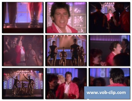 Shakin Stevens - A Little Boogie Woogie (In The Back Of My Mind) (1987) (VOB)