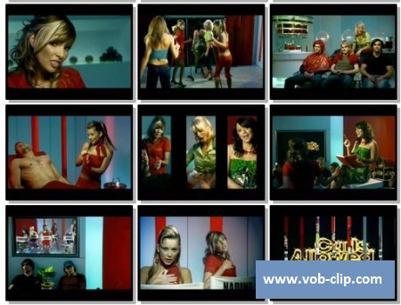 Girls Aloud - The Show (2004) (VOB)