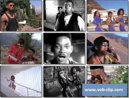Dj Jazzy Jeff And The Fresh Prince - Ring My Bell (1991) (VOB)