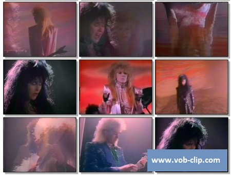 Heart - These Dreams (1986) (VOB)