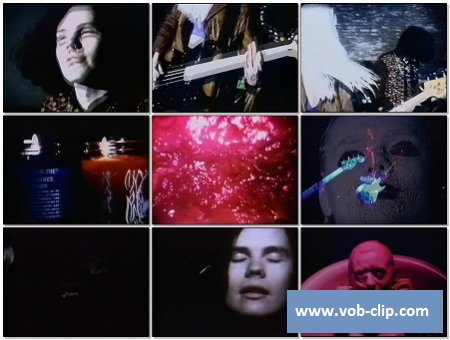 Smashing Pumpkins - Siva (Telegenics Version) (1991) (VOB)