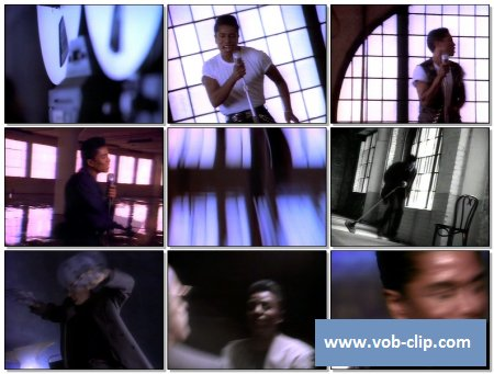 Jermaine Jackson - You Said, You Said (1991) (VOB)