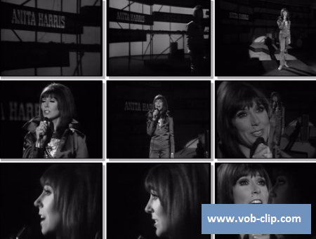 Anita Harris - Just Loving You (Beat Club (1967) (VOB)