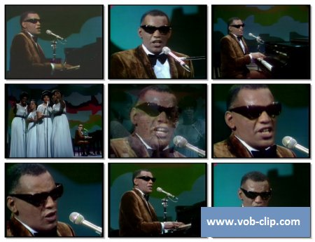 Ray Charles - Eleanor Rigby (1968) (VOB)