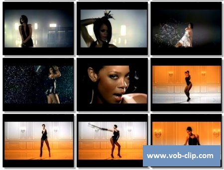 Rihanna feat. Jay-Z - Umbrella (2007) (VOB)