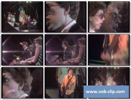 Tom Robinson Band - Bully For You (From Top Pop) (1979) (VOB)