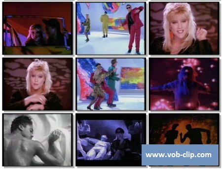 Samantha Fox - I Only Wanna Be With You (1989) (VOB)