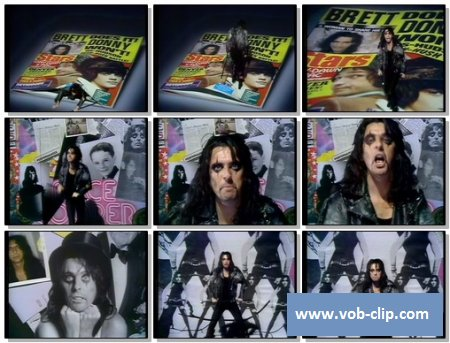 Alice Cooper - Department Of Youth (1975) (VOB)