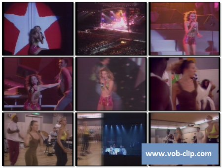 Kylie Minogue - Hand On Your Heart (Live Version) (1989) (VOB)