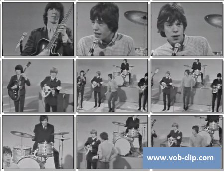Rolling Stones - Down The Road Apiece (1965) (VOB)