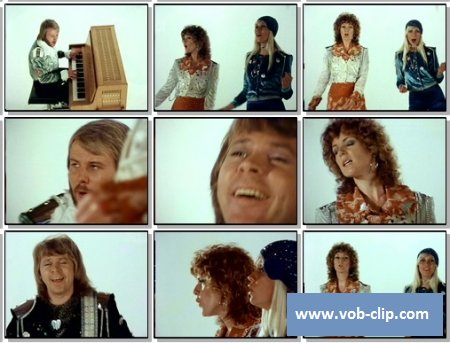 ABBA - Waterloo (1974) (VOB)
