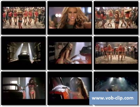 Jessica Simpson - These Boots Are Made For Walkin (2009) (VOB)