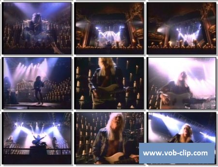 W.A.S.P - Hold On To My Heart (1993) (VOB)