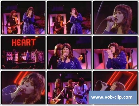 Heart - Crazy On You (1976) (VOB)