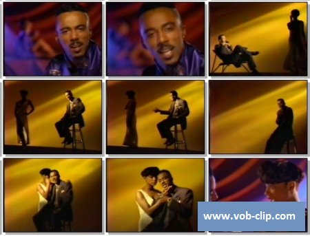 Ralph Tresvant - Money Can't Buy You Love (1992) (VOB)