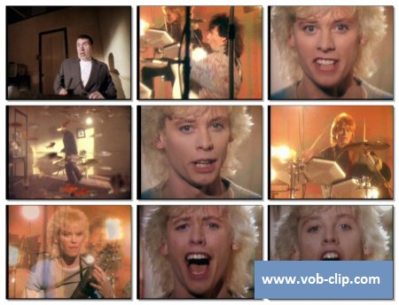 Kajagoogoo - Turn Your Back On Me (1984) (VOB)