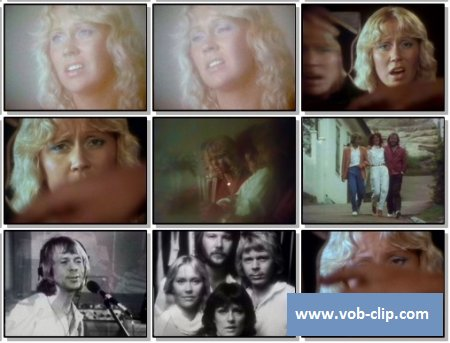 ABBA - The Winner Takes It All (1980) (VOB)