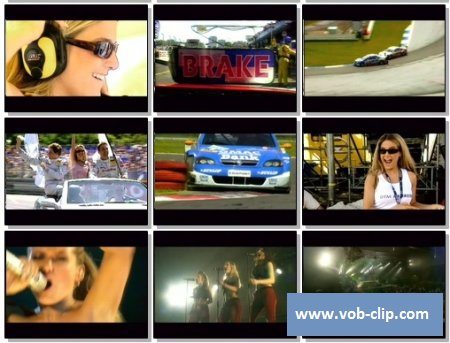 Jeanette - Right Now (DTM Version) (2003) (VOB)