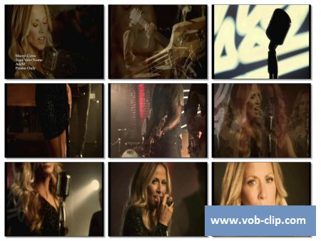 Sheryl Crow - Sign Your Name (2010) (VOB)