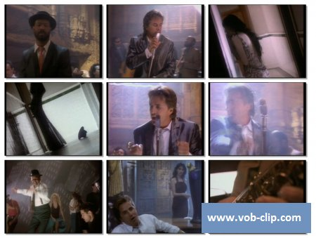 Don Johnson - Tell It Like It Is (1989) (VOB)