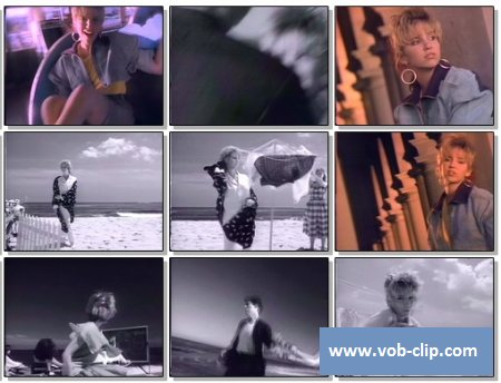 Debbie Gibson - Only In My Dreams (1987) (VOB)