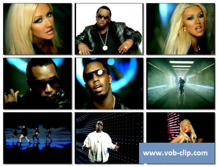 Christina Aguilera Feat P Diddy - Tell Me (2006) (VOB)