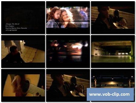 Eric Clapton - Change The World (ETV Network Version) (1996) (VOB)