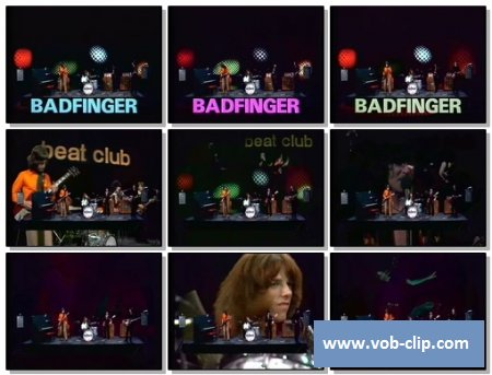 Badfinger - Rock Of All Ages (1970) (VOB)