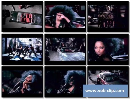 Diana Ross - Not Over You Yet (1999) (VOB)