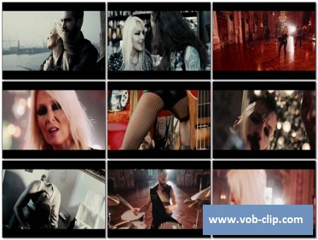 Doro - Love's Gone To Hell (2016) (VOB)