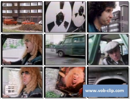 Twisted Sister - You Cant Stop Rock 'N' Roll (1983) (VOB)