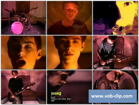 Blur - There's No Other Way (Telegenics Version) (1991) (VOB)