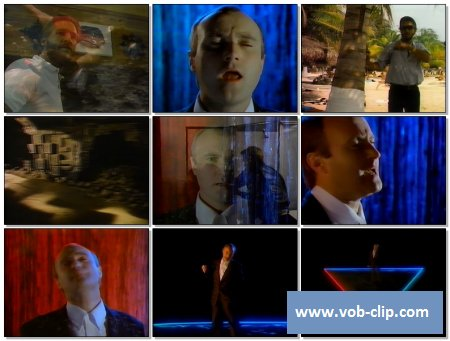 Phil Collins - Against All Odds (Take A Look At Me Now) (Rockamerica Version) (1984) (VOB)