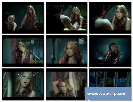 Rachel Stevens - I Said  Never Again (2005) (VOB)