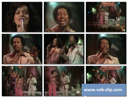 Marilyn McCoo And Billy Davis Jr - Look You've Done  To My Heart (1977) (VOB)