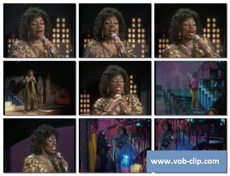 Gloria Gaynor - I Am What I Am (1983) (VOB)