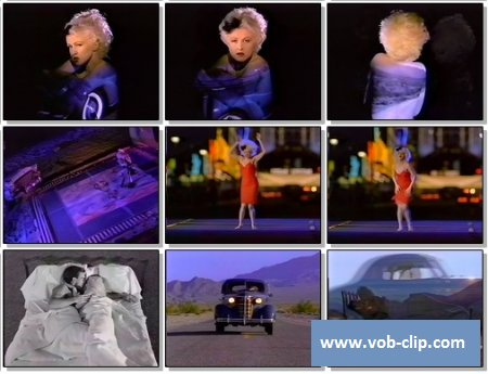 Cyndi Lauper - I Drove All Night (1989) (VOB)