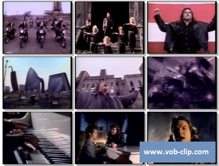 Meat Loaf - Modern Girl (1984) (VOB)