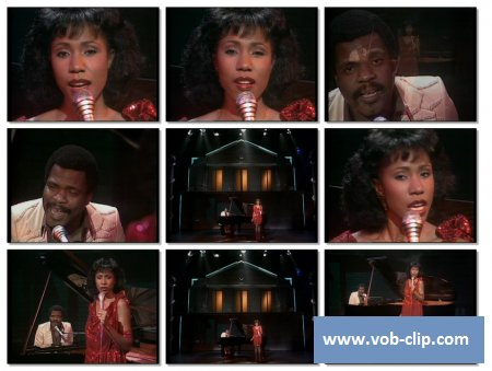 Billy Preston And Syreeta - A New Way To Say I Love You (1981) (VOB)