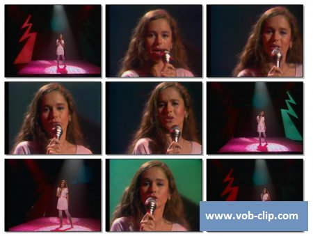 Nicolette Larson - I Only Want To Be With You (1982) (VOB)