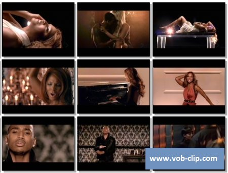 Toni Braxton Feat. Trey Songz - Yesterday (2009) (VOB)