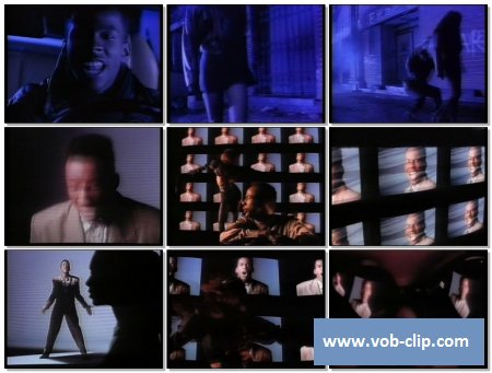 Bobby Brown - Don't Be Cruel (1988) (VOB)