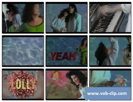 Wendy And Lisa - Lolly Lolly (1989) (VOB)