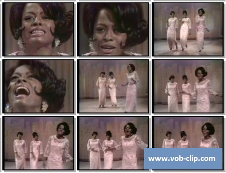 Supremes - My World Is Empty Without You (From The Ed Sullivan Show) (1966) (VOB)