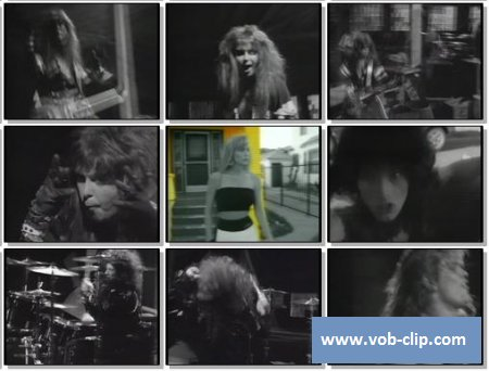 W.A.S.P - The Real Me (1989) (VOB)