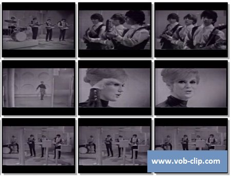 Merseybeats And Dusty Springfield - Wishin And Hopin (1964) (VOB)