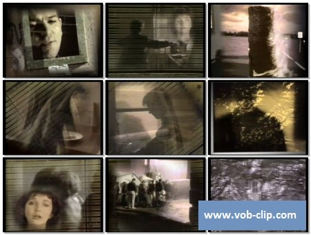 Peter Gabriel & Kate Bush - Don't Give Up (Alternative Version) (1986) (VOB)