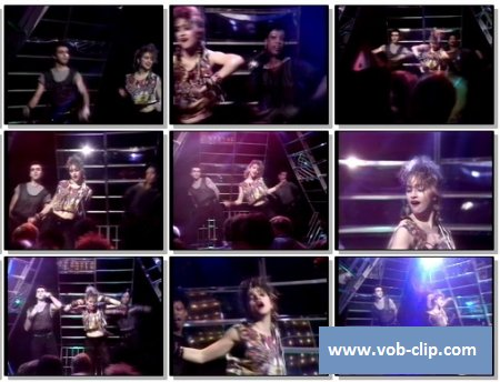 Madonna - Holiday (MixMash Version) (1983) (VOB)
