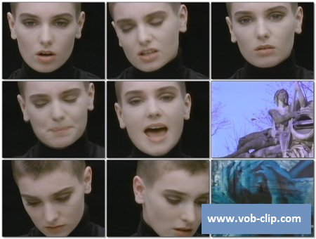Sinead O'Connor - Nothing Compares 2 U (Telegenics Version) (1990) (VOB)